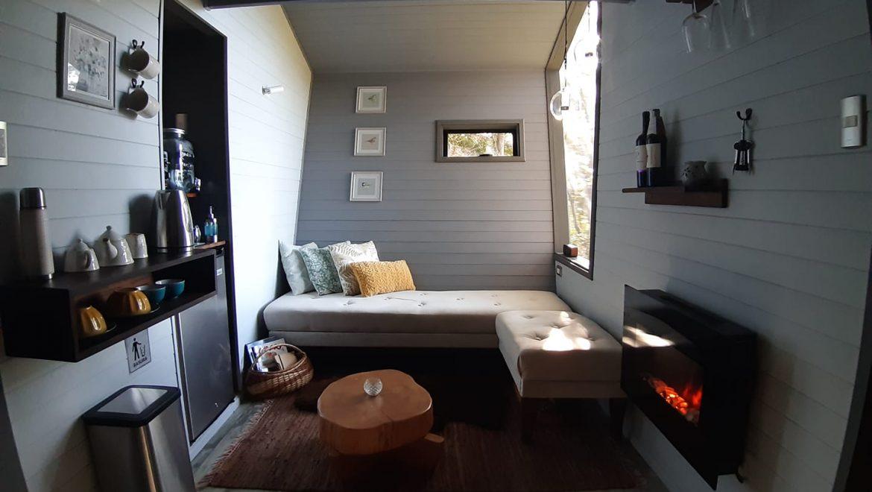 Tree Lodge Chiloé Rooms